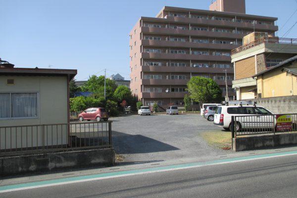 熊谷市末広第1駐車場