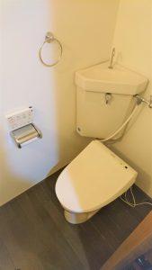プランネット土呂101トイレ