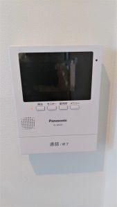 プランネット土呂101モニター付インターホン