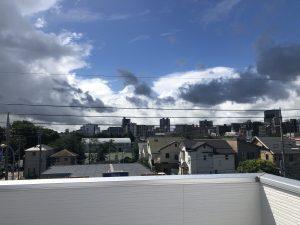 【本太4丁目(2号棟)】ルーフバルコニーからの眺望
